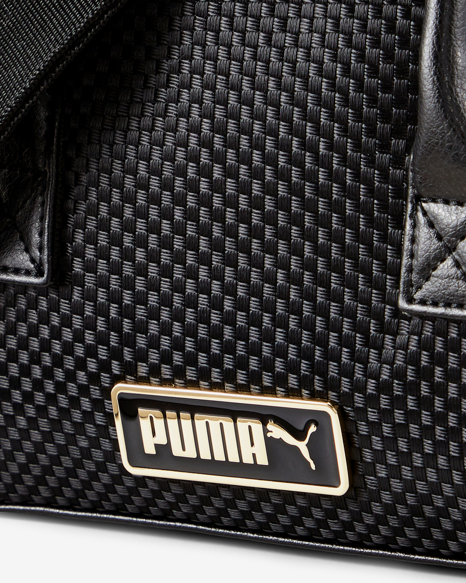 Puma Prime Premium Mini Kabelka Černá