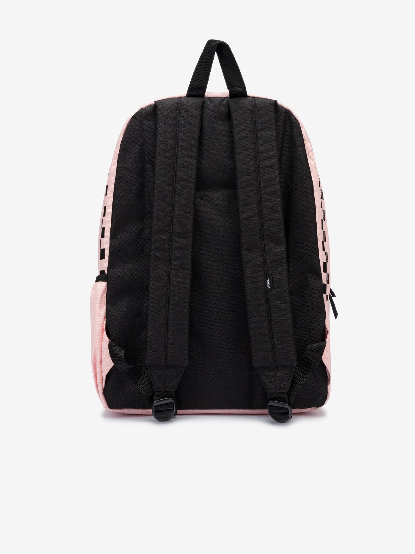 Vans růžové batoh Street Sport Real
