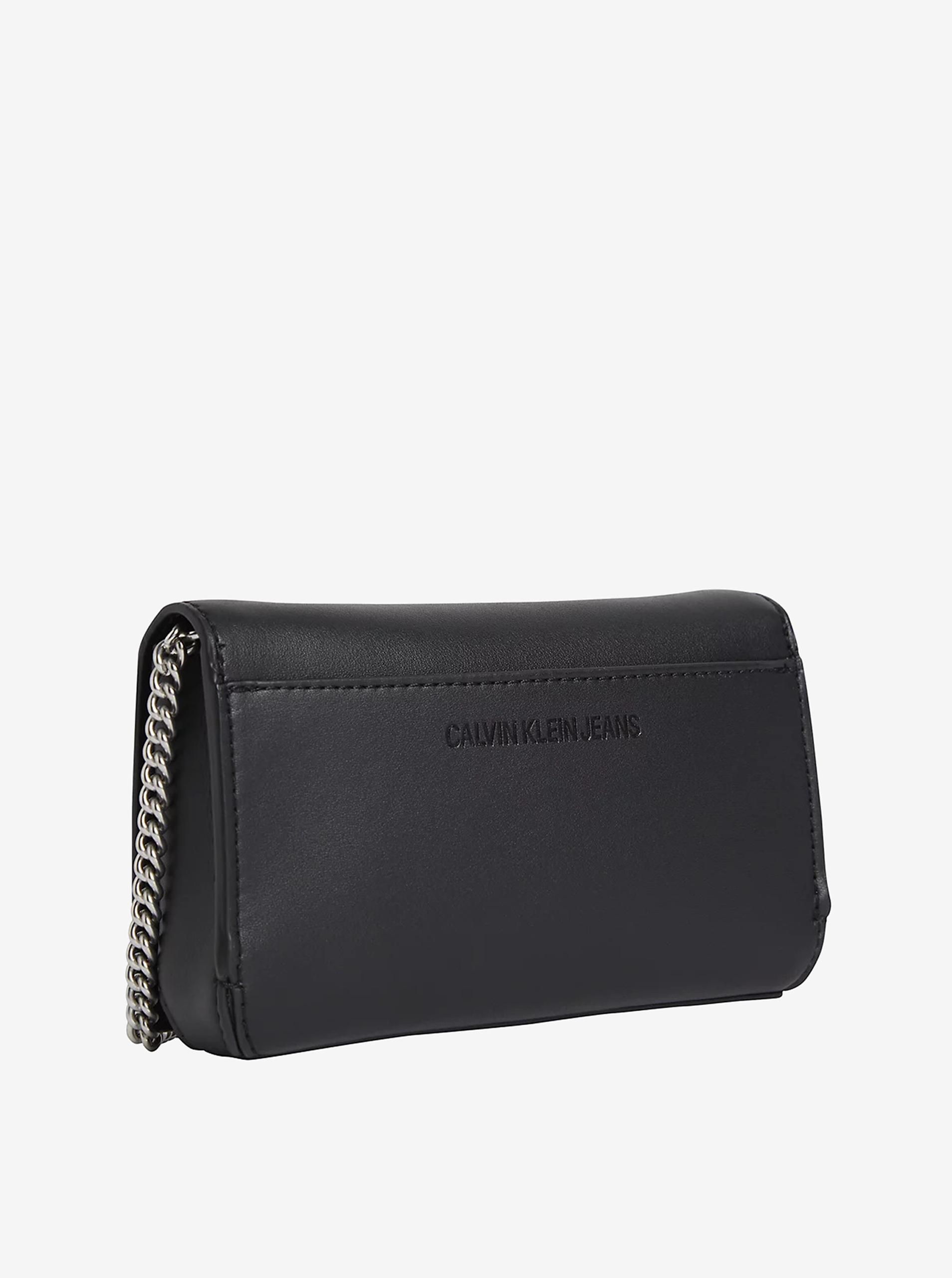 Calvin Klein černá crossbody kabelka