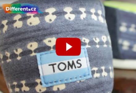 Nová kolekce TOMS