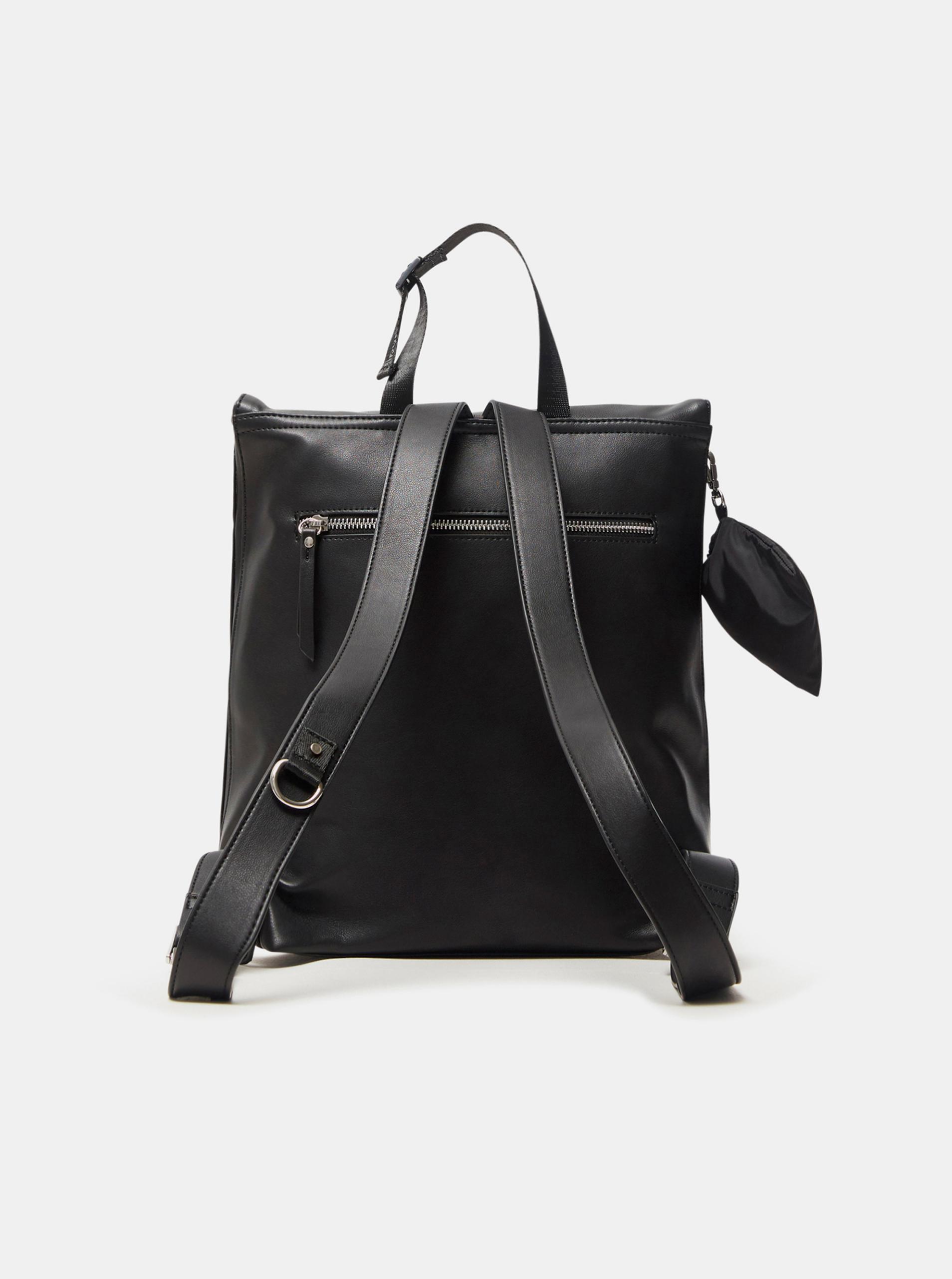 Desigual černé batoh Amasenti Nerano