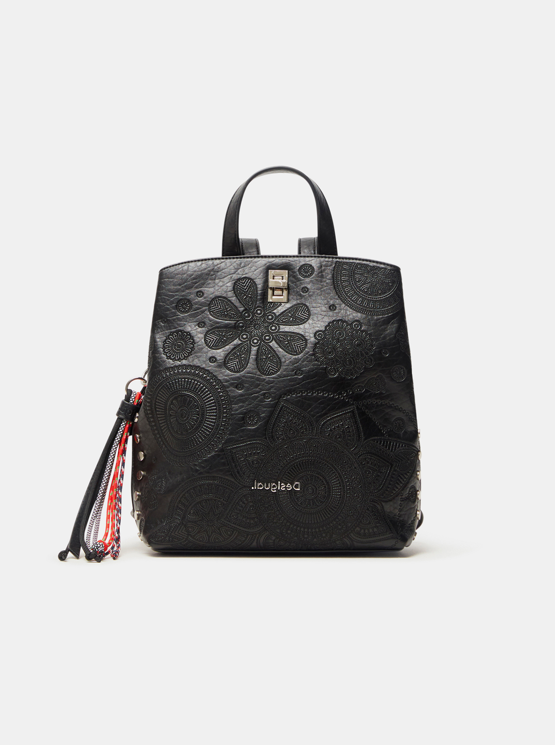Desigual černé batoh Deha Vu Sumy Mini