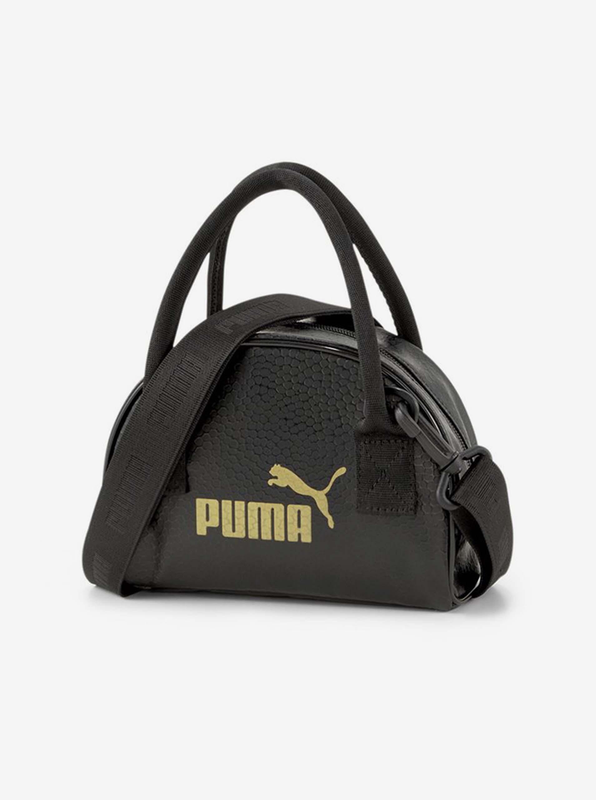 Černá crossbody kabelka Puma