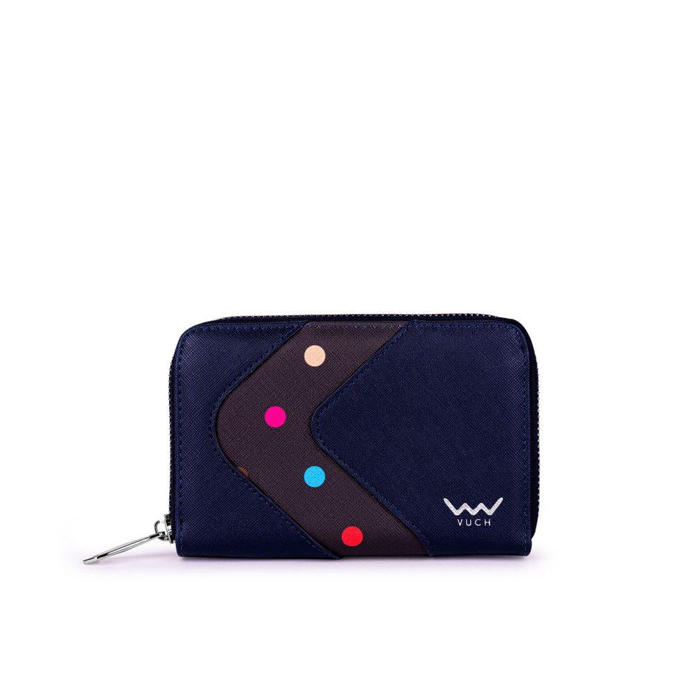 Vuch modrá peněženka Danka
