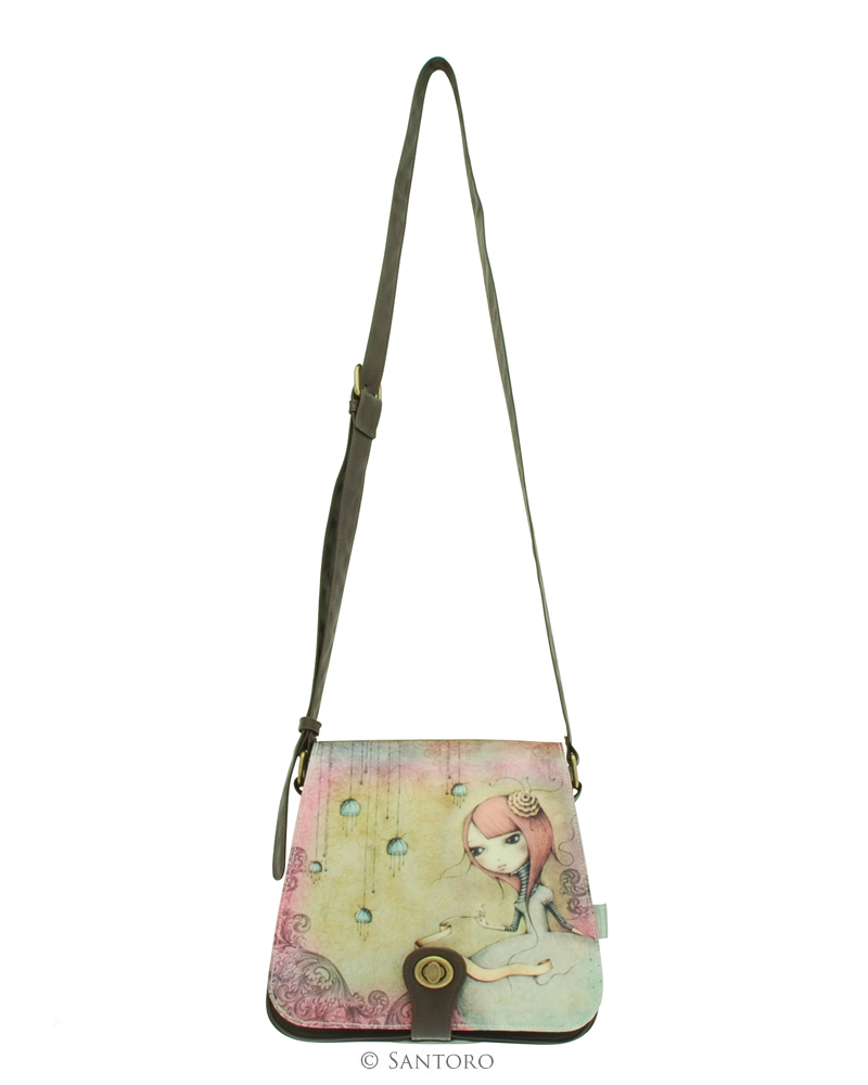 Santoro crossbody kabelka Ask Me To Dance