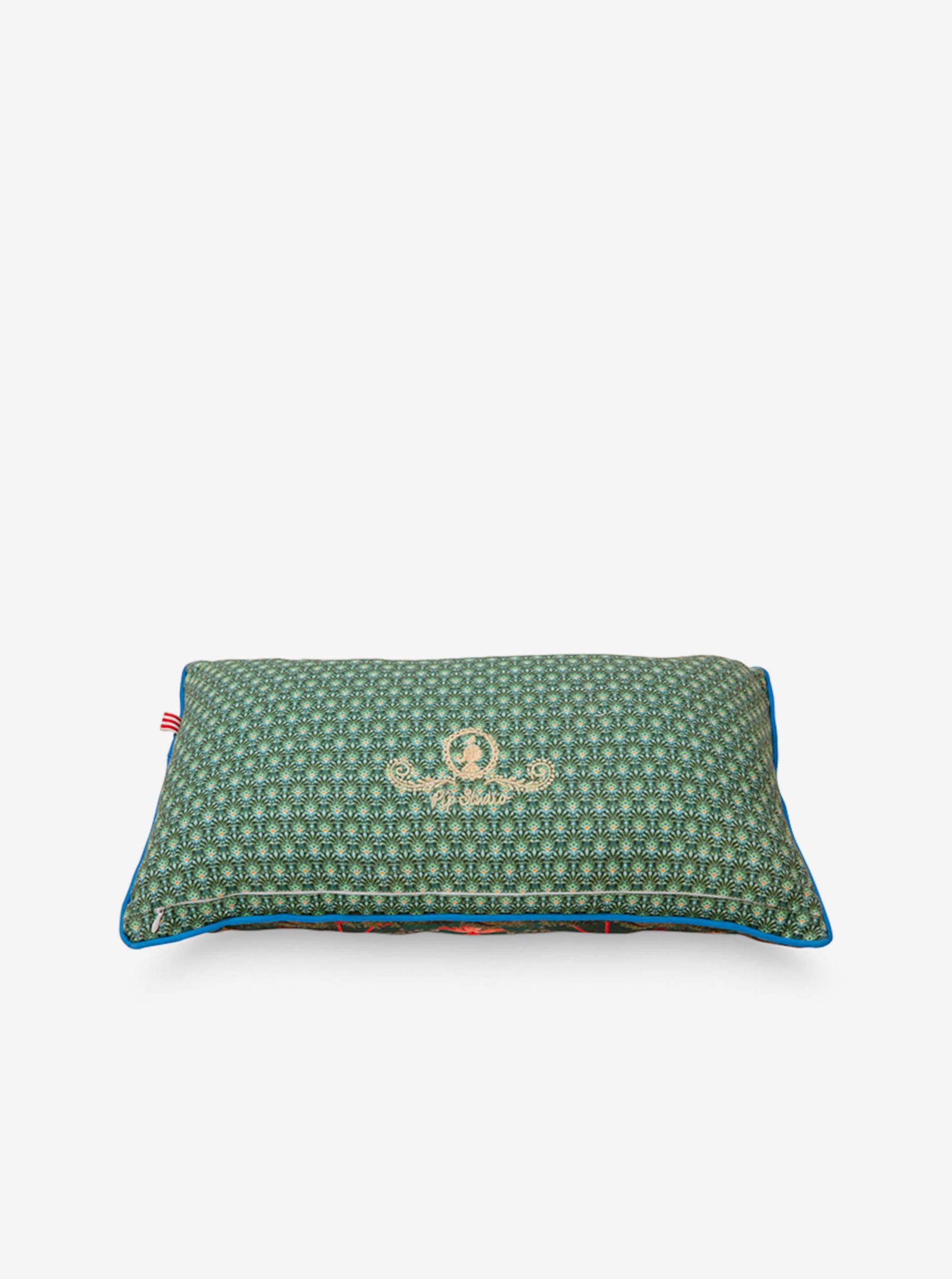 Tmavě zelený dekorativní polštář PiP studio Homage Green