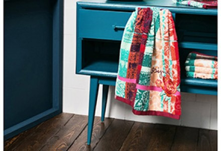Vpusťe barvy do koupelny s novou kolekcí Desigual Living