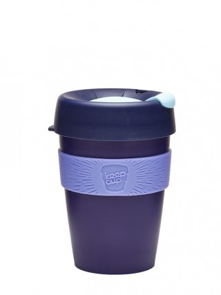 KeepCup fialový hrnek Blueberry Medium