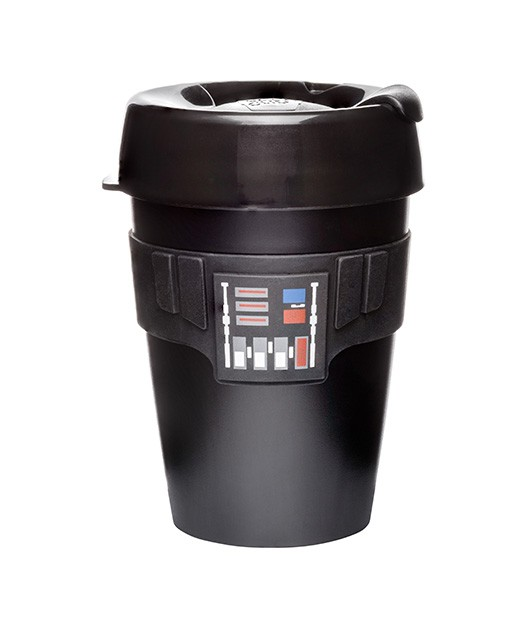 KeepCup černý hrnek Star Wars Darth Vader Medium