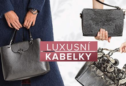 Luxusní kabelky - kabelky, které splňují ty nejvyšší požadavky