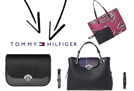 Multifunkční kabelky Tommy Hilfiger