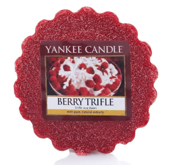 Yankee Candle vonný vosk do aromalampy Berry Triffle