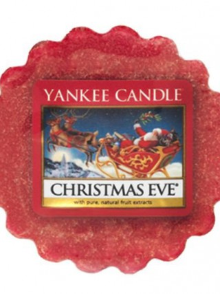 Yankee Candle vonný vosk do aromalampy Christmas Eve