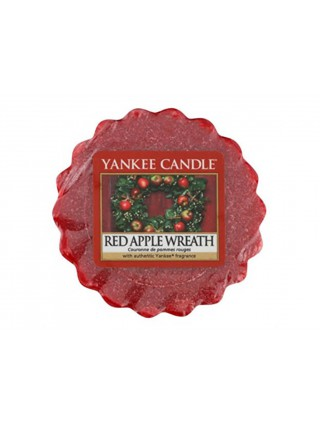 Yankee Candle vonný vosk do aromalampy Red Apple Wreath