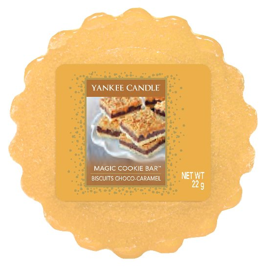 Yankee Candle vonný vosk do aromalampy Magic Cookie Bar