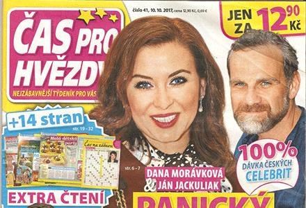 Different.cz v médiích - Říjen 2017