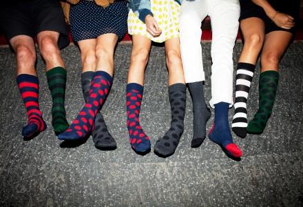Happy Socks - veselé ponožky na nožky