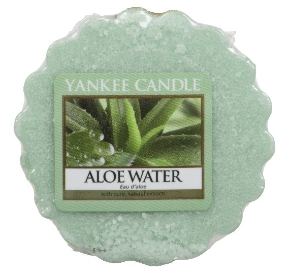 Yankee Candle vonný vosk do aromalampy Aloe Water