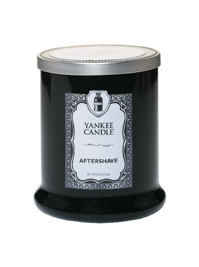 Yankee Candle vonná svíčka BarberShop Aftershave Tumbler