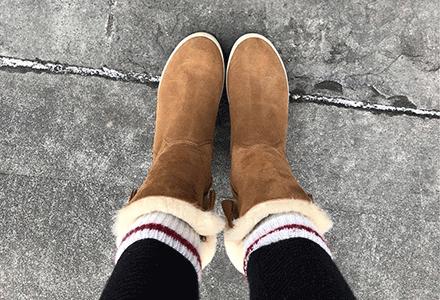 Zimní boty - tipy na top značky
