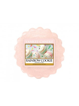 Yankee Candle vonný vosk do aromalampy Rainbow Cookie