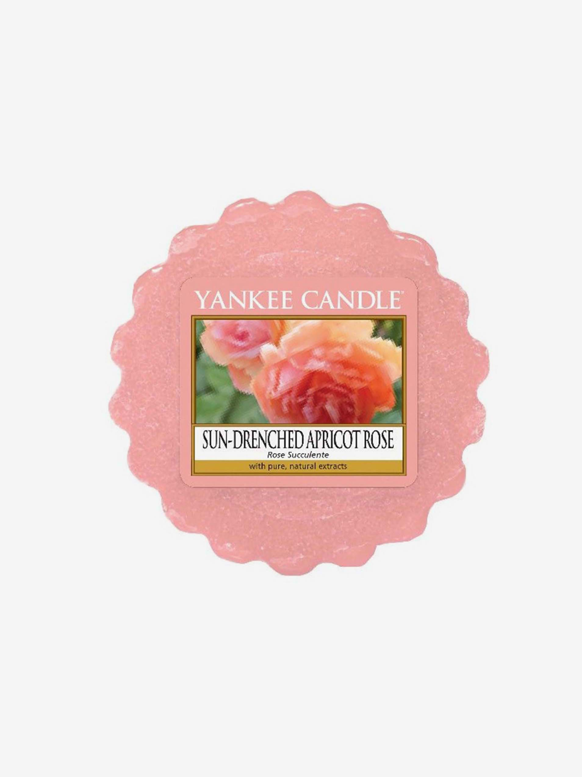 Yankee Candle vonný vosk do aromalampy Sun-Drenched Apricot Rose