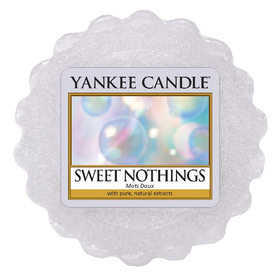 Yankee Candle vonný vosk do aromalampy Sweet Nothings