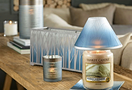 Yankee Candle - DIY by Different
