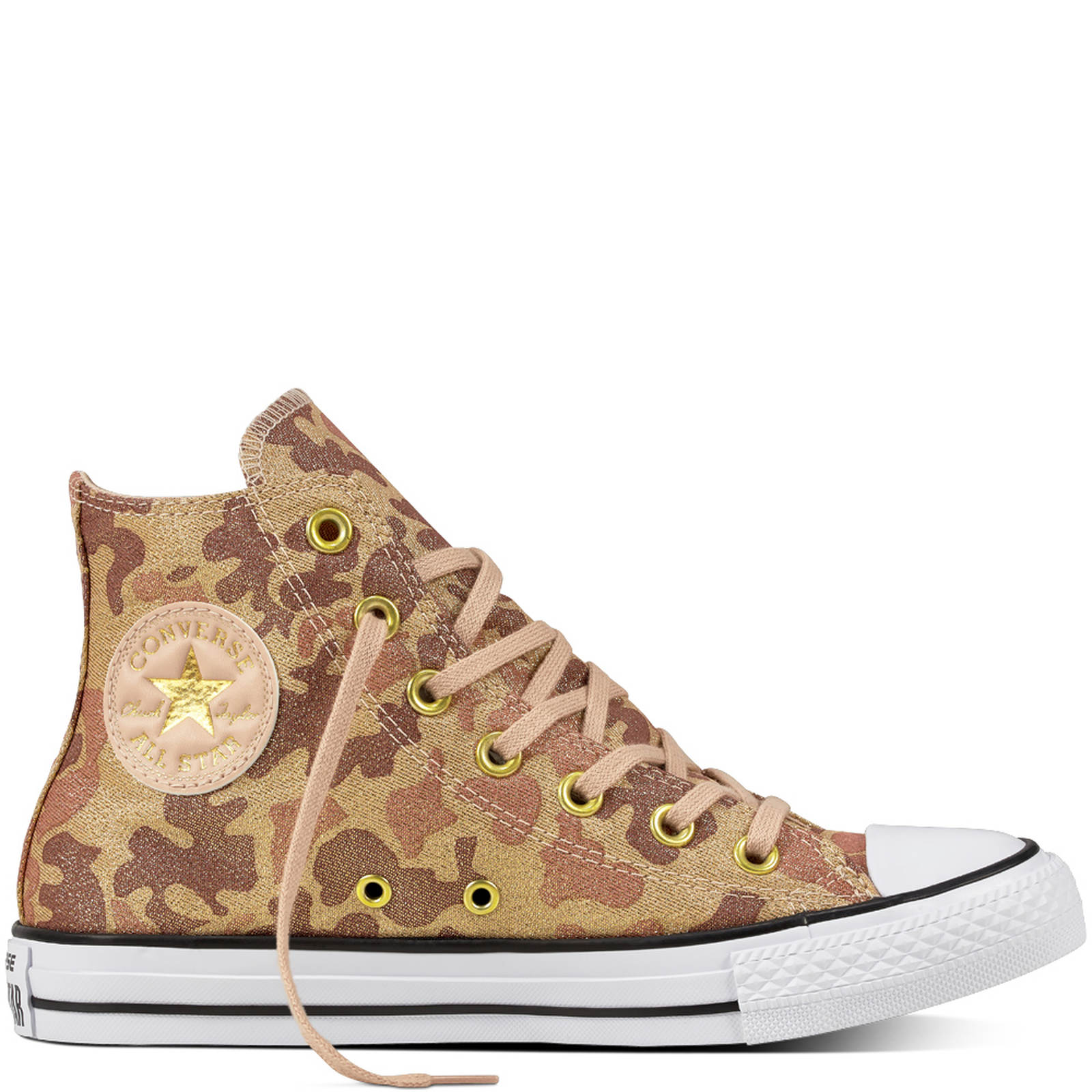 Converse barevné tenisky Chuck Taylor All Star Particle Beige Cameo Brown 6ac4eafb43