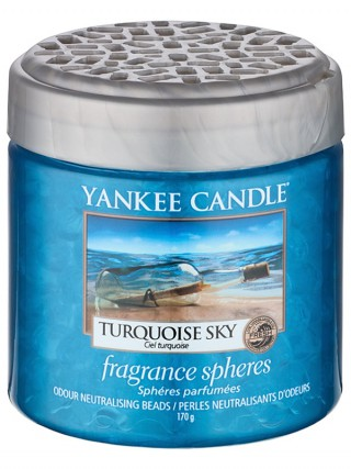 Yankee Candle voňavé perly Spheres Turquoise Sky