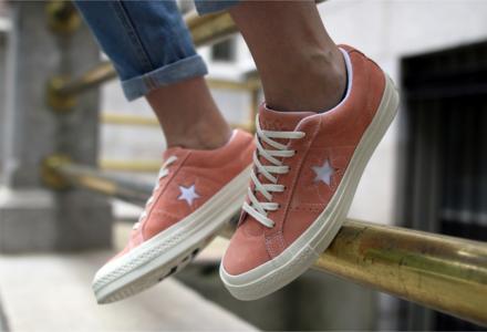 Converse One Star - jedinečné tenisky na více než jednu hvězdičku