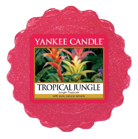 Yankee Candle vonný vosk do aromalampy Tropical Jungle