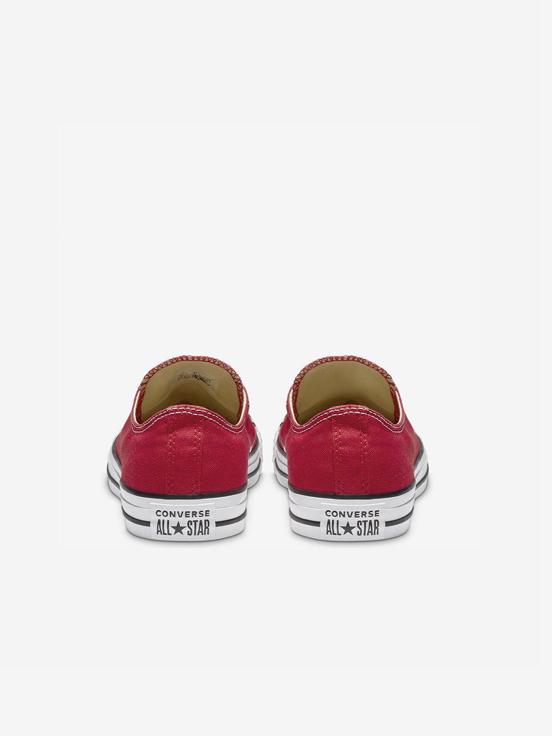 Converse červené unisex tenisky Chuck Taylor All Star Classic Colors