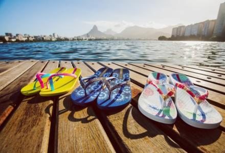 Máme novou značku plastových bot - Ipanema