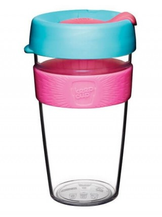 KeepCup hrnek Clear Edition Radiant Large