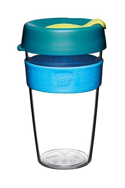 KeepCup hrnek Clear Edition Ozone Large