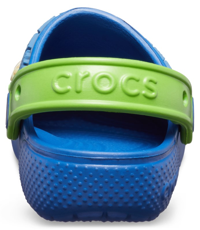 Crocs modré pantofle Fun Lab Creature Clog Blue Jean