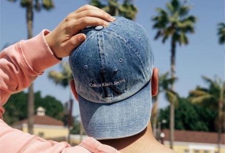 Kšiltovky Calvin Klein