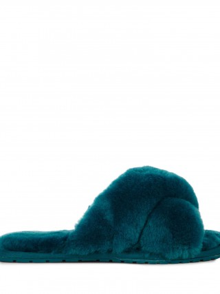 Emu petrolejové pantofle Mayberry Teal/Turquoise - 42