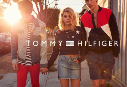 Módní doplňky Tommy Hilfiger - kolekce podzim/zima 2018