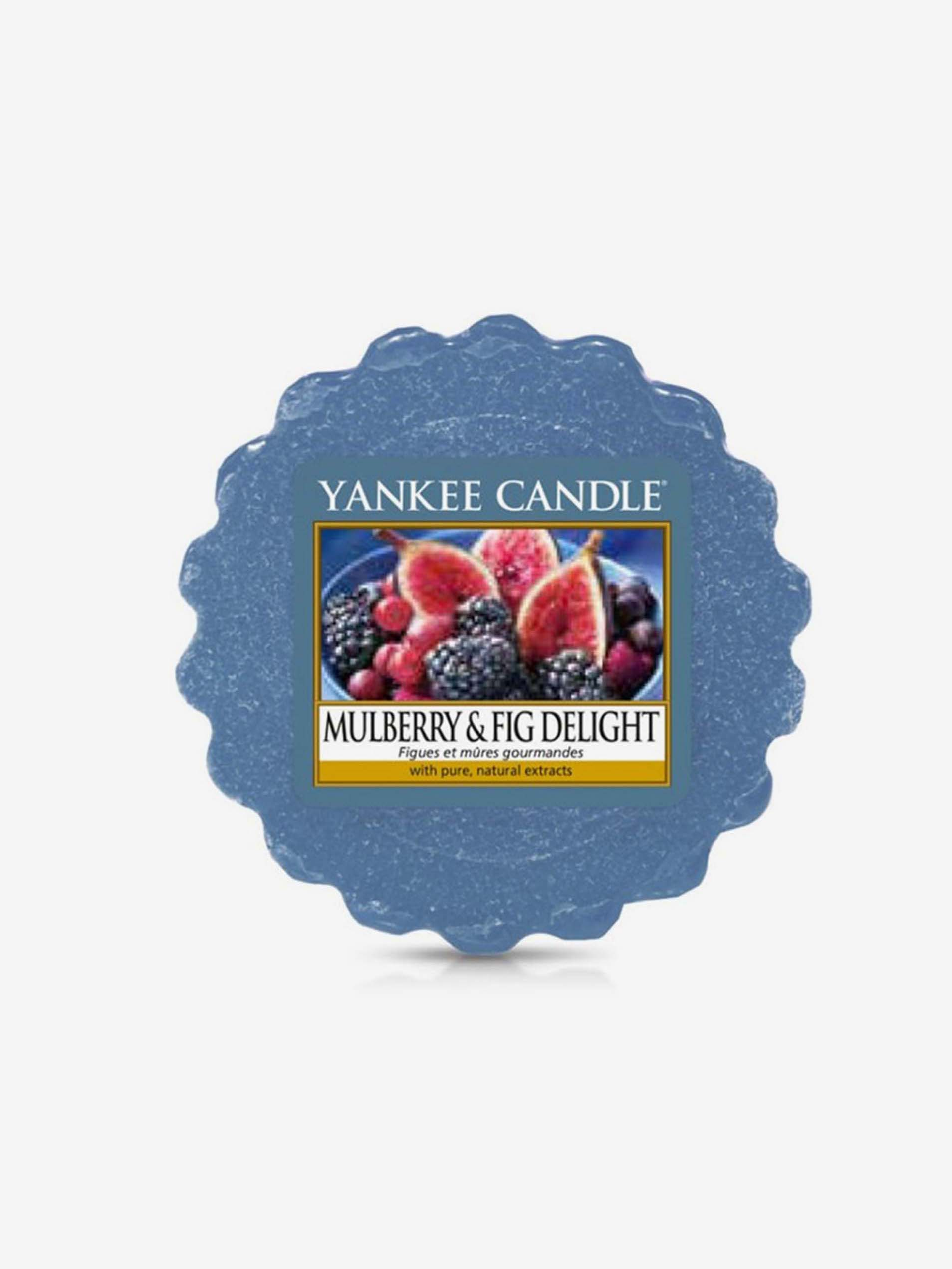 Yankee Candle vonný vosk do aromalampy Mulberry & Fig Delight