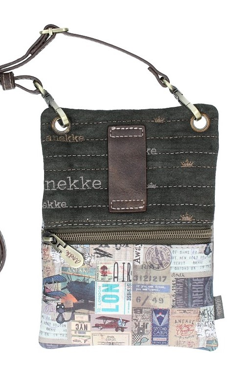 Anekke mini kabelka crossbody Aviator