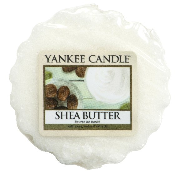 Yankee Candle vonný vosk do aroma lampy Shea Butter