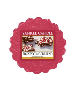 Yankee Candle vonný vosk do aroma lampy Autumn Glow Frosty Gingerbread