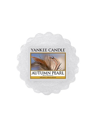 Yankee Candle vonný vosk do aroma lampy Autumn Pearl