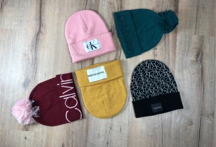 Zimní čepice Calvin Klein