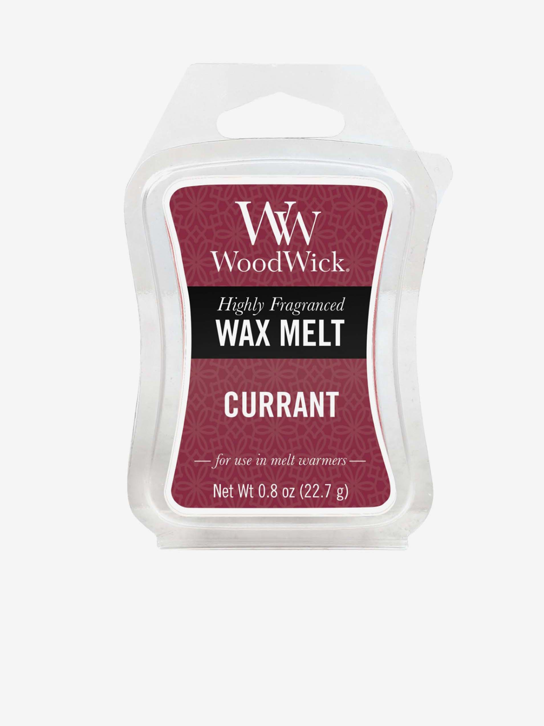 WoodWick vonný vosk do aroma lampy Currant