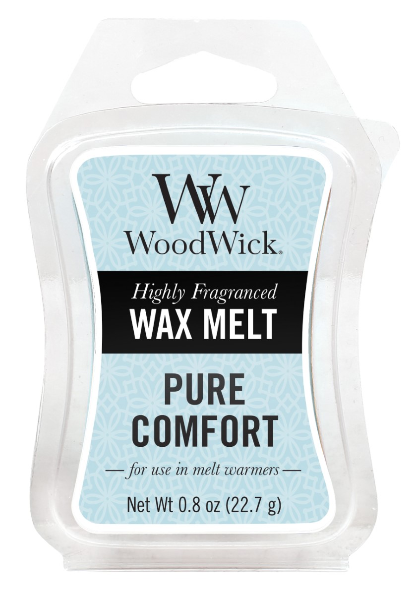 WoodWick vonný vosk do aroma lampy Pure Comfort