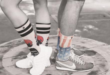 Novinka mezi ponožkami - XPOOOS