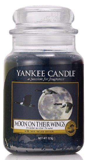 Yankee Candle vonná svíčka Moon On Their Wings Classic velká